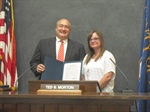 Erie County Legislator Recognizes NYSW President