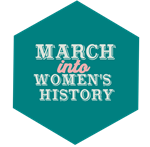March into Women's History Month Bracket