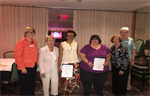 Richmond County Chapter Recently Awarded Two Scholarships