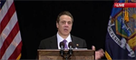 New York Gov. Andrew Cuomo Makes Emotional Plea For Paid Family Leave