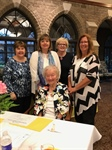 Dorothy Mangano's 97th Birthday and 62 Year Membership Recognition