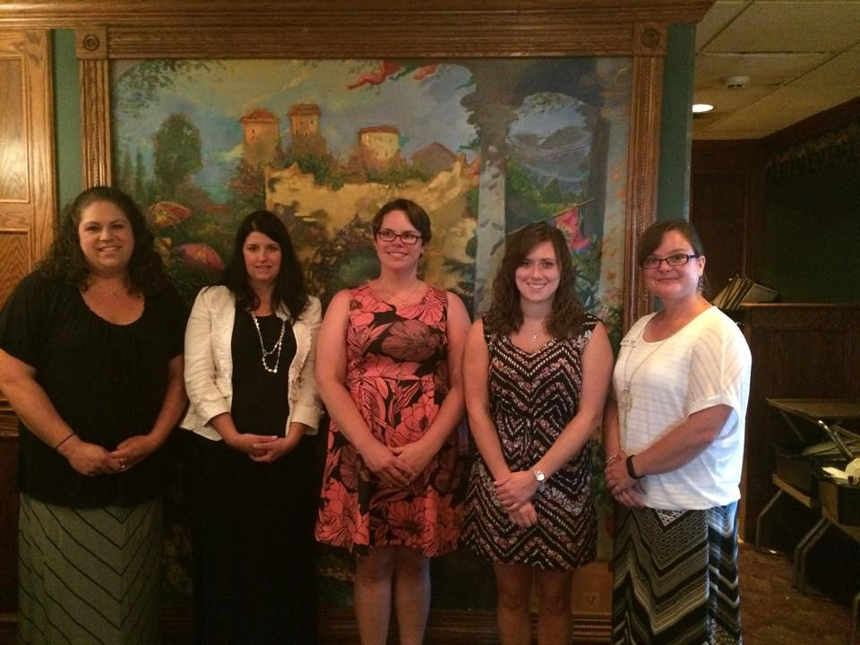 Niagara Frontier Chapter Scholarship Winners